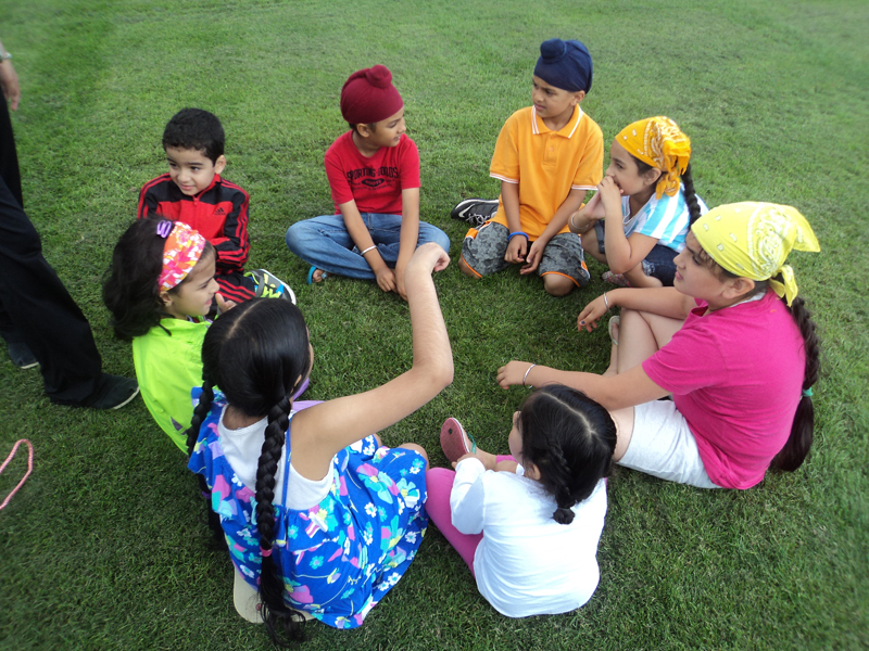 Akal Academy Gurmat Camp 2014