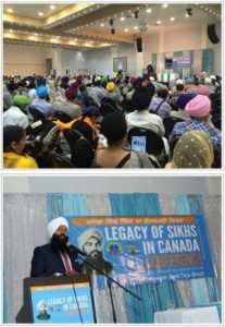 Canadian Sikhs Pay Tribute to Sant Teja Singh
